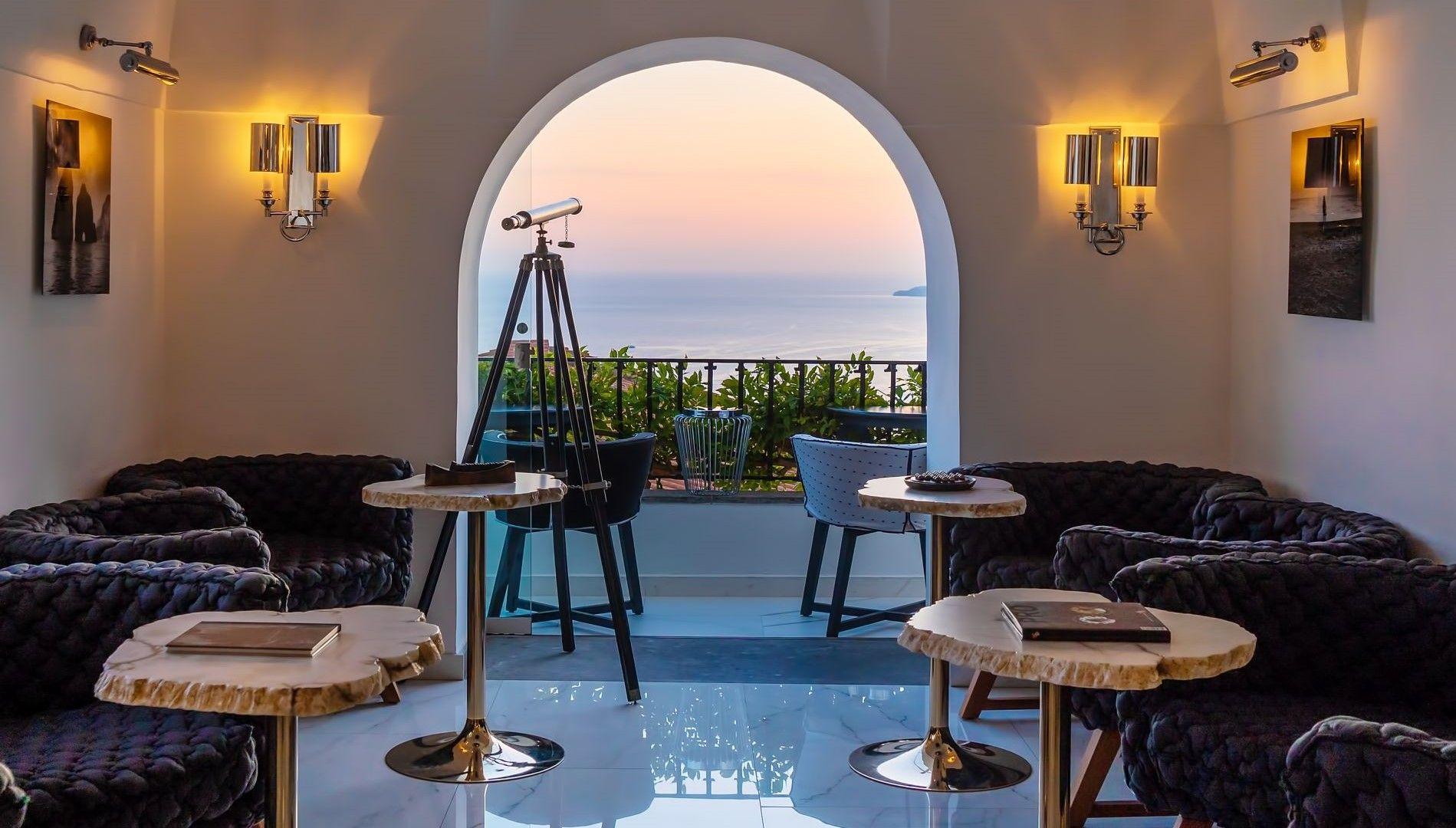 Hotel Villa Franca - Positano - image 8