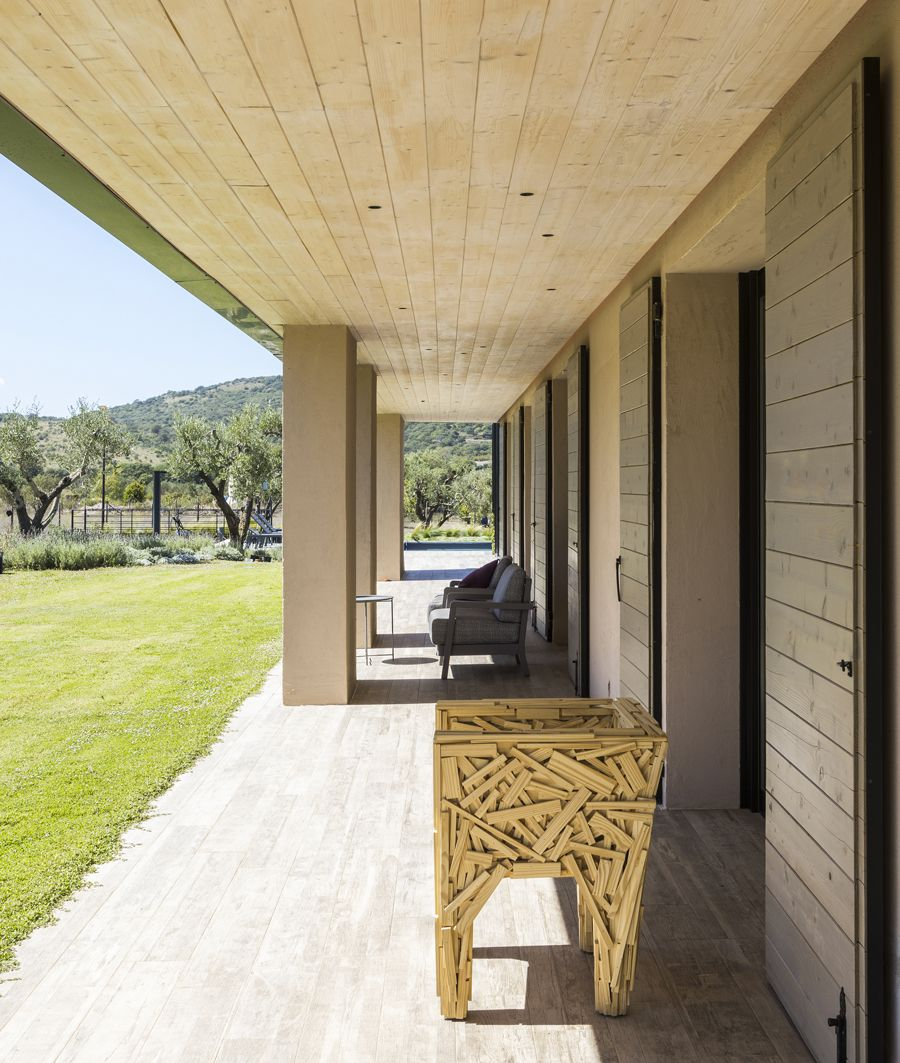 Capalbio Barn House - image 12