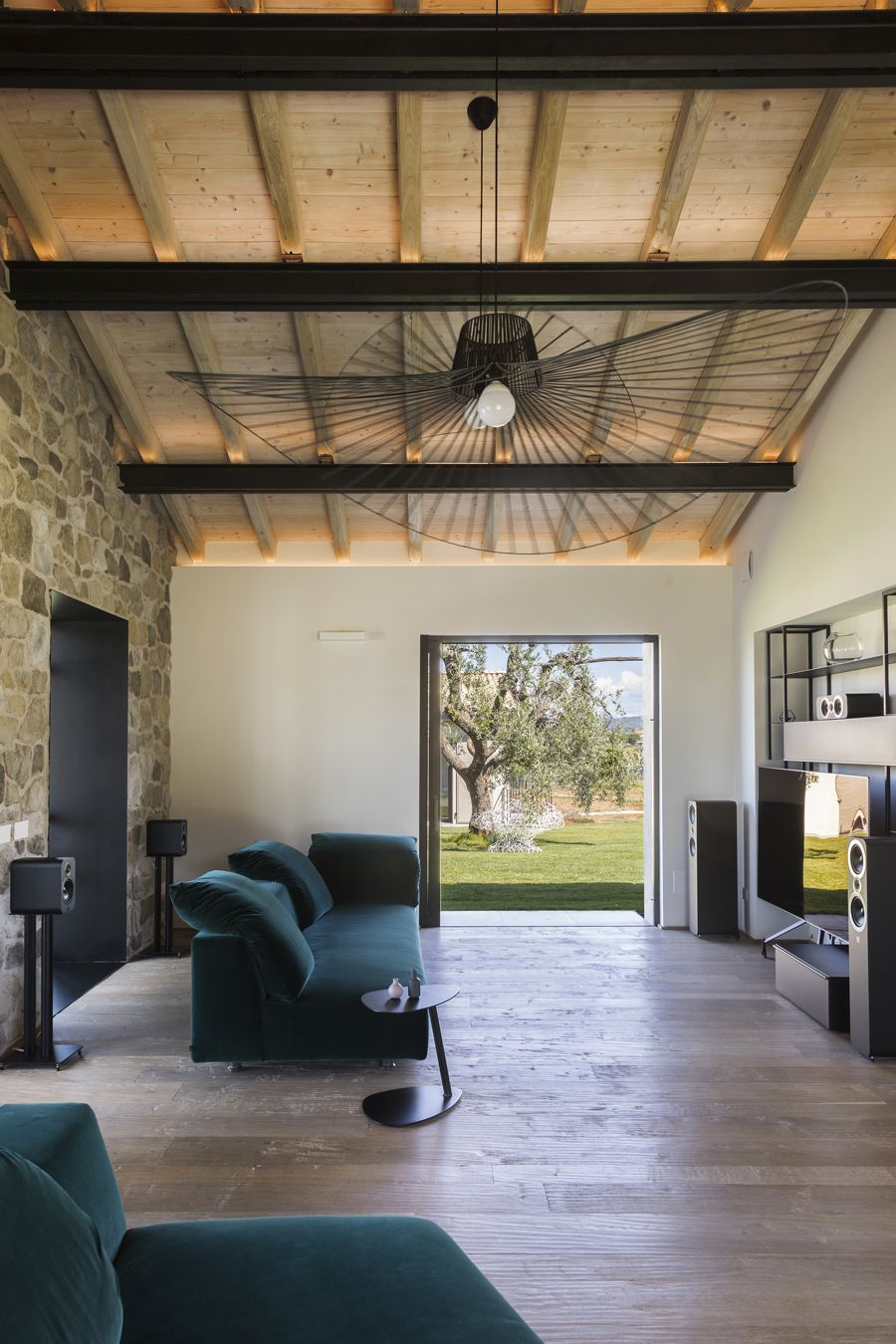 Capalbio Barn House - image 4